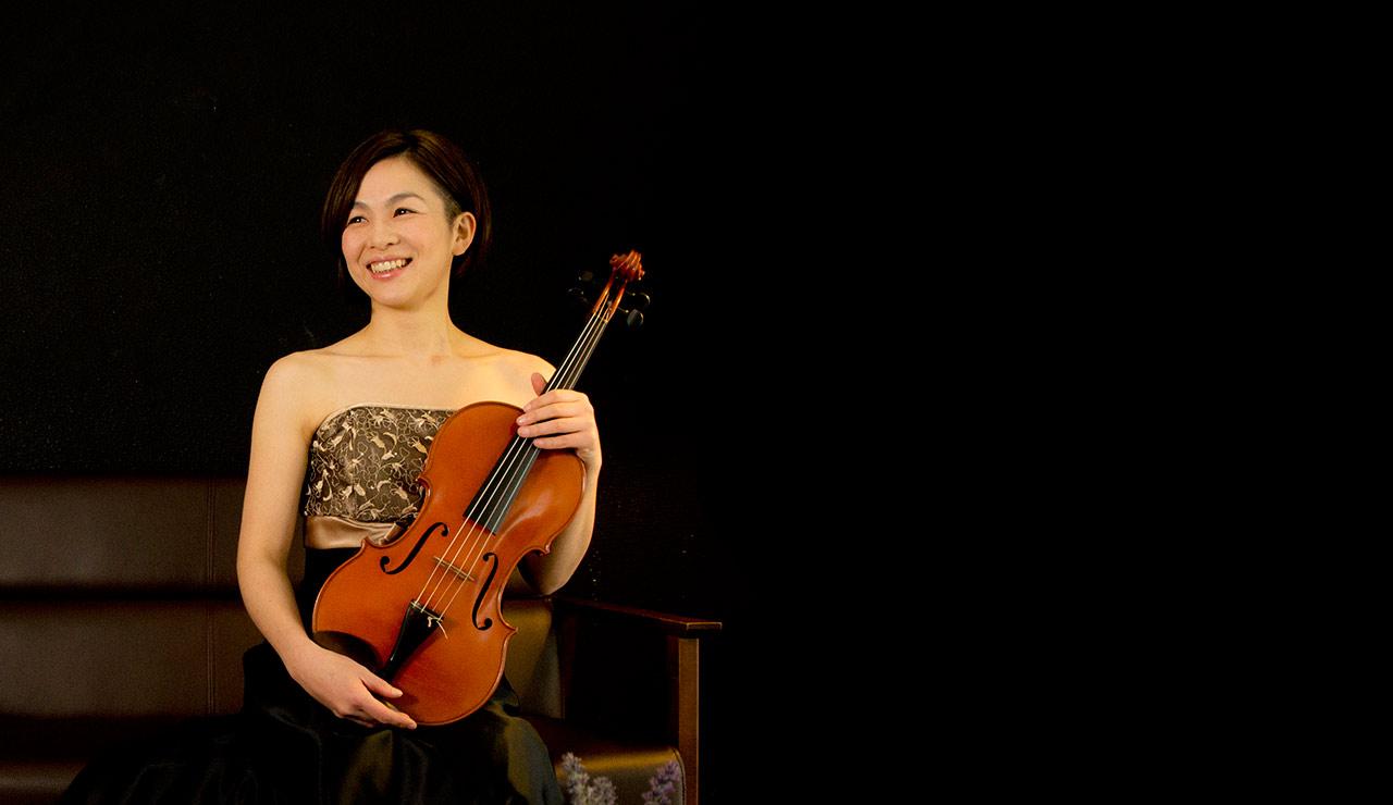 なかたみほ バイオリン演奏